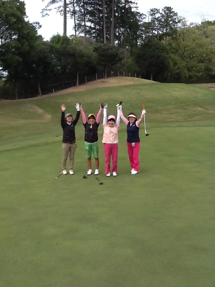 第4回L&Sゴルフアカデミーレディースコンペ