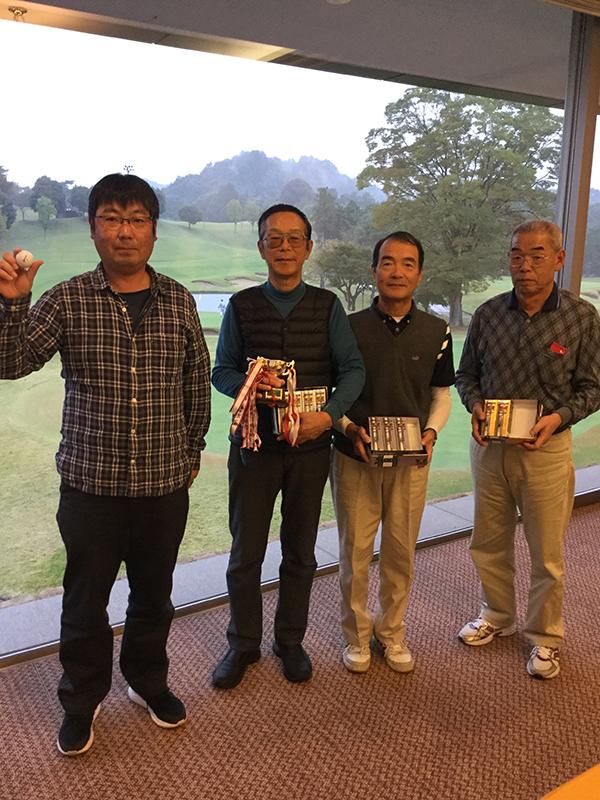 第31回L&Sゴルフアカデミー月例会