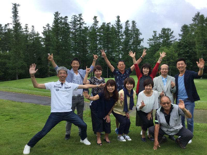 L&Sゴルフアカデミー北海道キャンプ