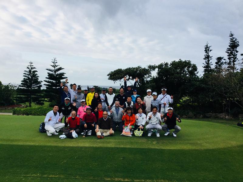 第34回L&Sゴルフアカデミー月例会